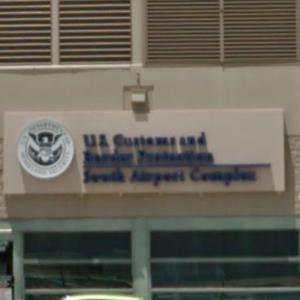 US Customs & Border Patrol - Phoenix (StreetView)