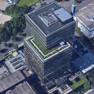 Verwaltungsgebäude Debeka-Versicherung (Google Maps)