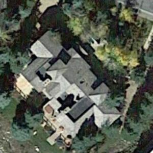 Sergio Zyman's House (Google Maps)