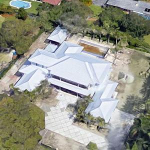 Rusney Castillo's House (Google Maps)