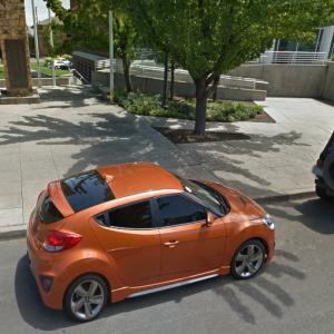 Hyundai Veloster Turbo (1st gen) (StreetView)