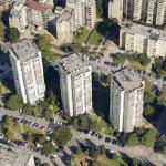 Bulevar Mitra Bakica Towers (tallest buildings in Montenegro)