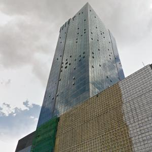 Shangri-La Wind Valley Wing Hotel (tallest building in Mongolia) (StreetView)