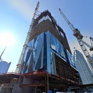 CIBC Square under construction (StreetView)