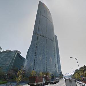 'Park Hyatt Busan' by Daniel Libeskind (StreetView)