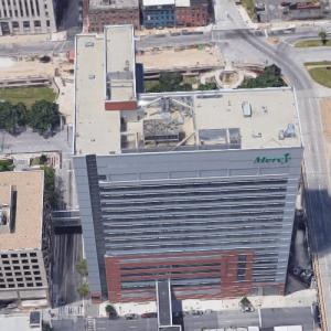 Mary Catherine Bunting Building at Mercy Medical Center (Google Maps)