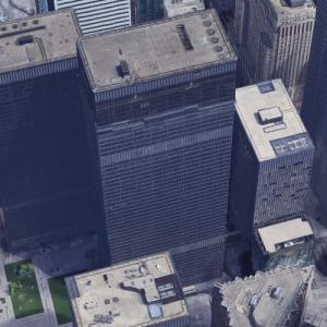 TD Tower (Google Maps)