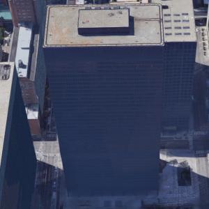 'Kluczynski Federal Building' by Mies van der Rohe (Google Maps)
