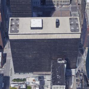 'Everett McKinley Dirksen United States Courthouse' by Mies van der Rohe (Google Maps)