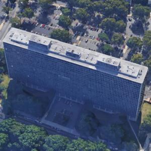 'Colonnade Park Apartments' by Mies van der Rohe (Google Maps)