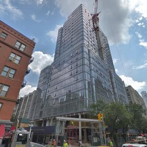 '565 Broome SoHo' by Renzo Piano under construction (StreetView)