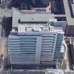 'U.S. Federal Courthouse' by Richard Meier (Google Maps)