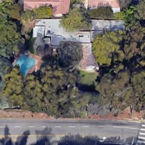 Bruce Willis' House (Google Maps)