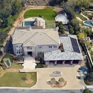 Aaron Donald's House (Google Maps)