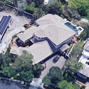 Jonathan Marchessault's House (Google Maps)