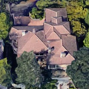 Mike Richardson's House (Google Maps)
