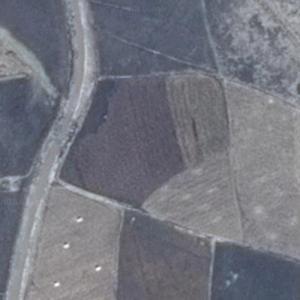 Ethiopian Airlines Flight 302 crash site (Google Maps)