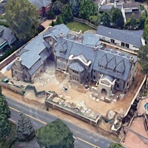 Anthony Lenza's House (Google Maps)
