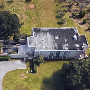 'Ambler Liggett House' by Paul Rudolph (Google Maps)