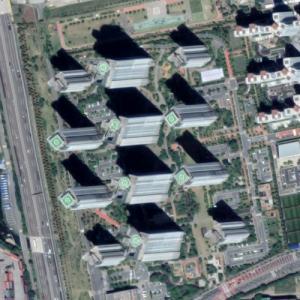 Kumgang Exllu Towers (Google Maps)