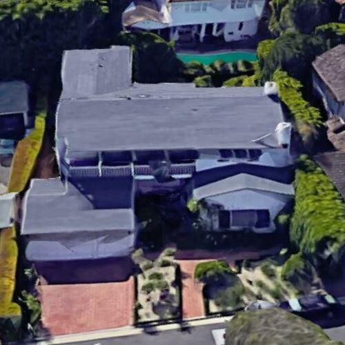 Justin Bieber's House (former) (Google Maps)