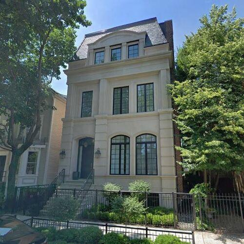 Virgil Abloh house in Chicago, Illinois