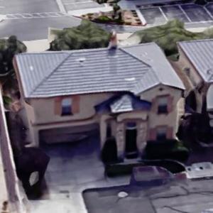 Mike 'The Miz' Mizanin's House (Former) (Google Maps)