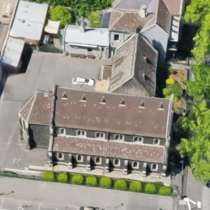 Lutheran Trinity Church, East Melbourne (Google Maps)