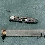 Cargo Ship-Harbor Pecém-CE (Google Maps)