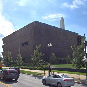 National Museum of African American History and Culture (StreetView)
