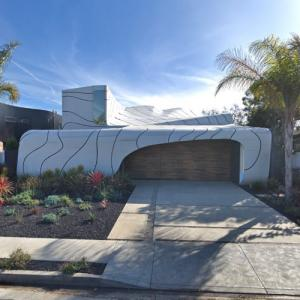 'The Wave House' by Mario Romano (StreetView)