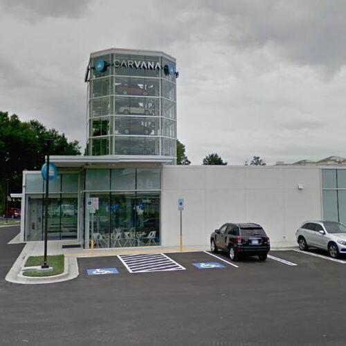 Carvana Vending Machine, Gaithersburg in Gaithersburg, MD