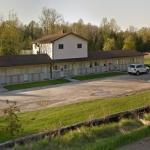 "Motel from ""Schitt's Creek"""