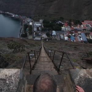 Looking down Jacob's ladder (StreetView)