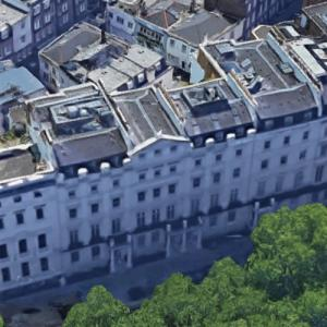 Sir Thomas Sutherland's House (Former) (Google Maps)
