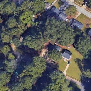 Cardi B & Offset's Houses (Google Maps)