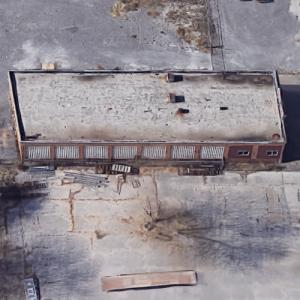 'Midwest Equitable Meter Company Warehouse' by Bruce Goff (Google Maps)