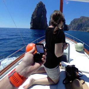 Marriage Proposal in Capri (StreetView)