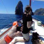 Marriage Proposal in Capri