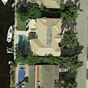 Monte Kiffin's House (Google Maps)