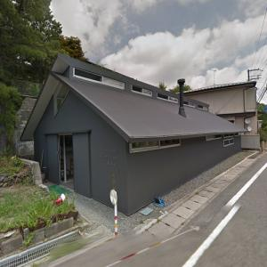 'Koyasan Guest House' by ALPHAVILLE Architects (StreetView)
