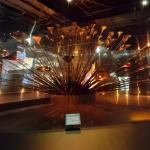 2012 London Summer Olympic Cauldron