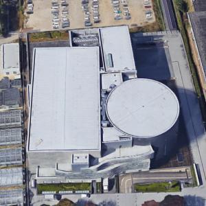 'Kyoto Concert Hall' by Arata Isozaki & Associates (Google Maps)