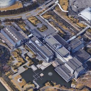 Kyoto International Conference Center (Google Maps)
