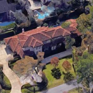 Mark O'Meara's House (Google Maps)