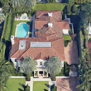 Michael Scharf's House (Google Maps)
