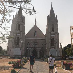 St. Sebastian's Church (4/21/19 Bombing) (StreetView)