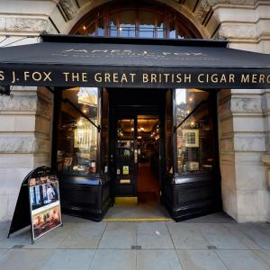 James J. Fox Cigar Merchant (StreetView)