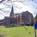 The Church of St Mary the Virgin in Finedon