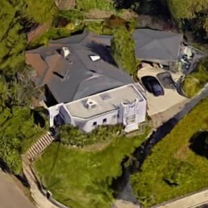 Elizabeth Olsen's House (Rental) (Google Maps)
